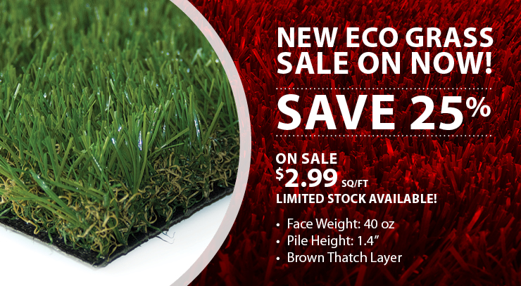 Eco Grass Banner